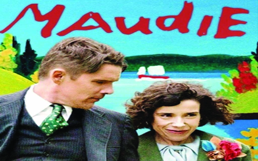 Canadian movie 'Maudie' to be screened today