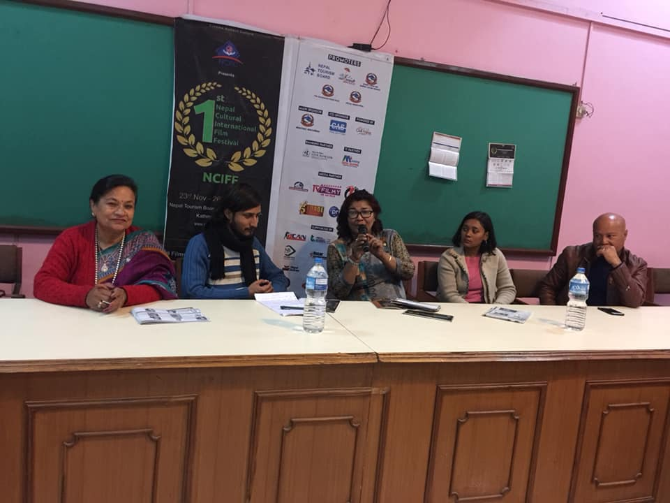 Interaction and Discussion with the Film Makers